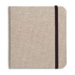 Carnet Goldline couverture toilée Format carré 180 g/m² - 20 x 20 cm