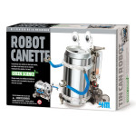 Coffret jeu scientifique Robot canette