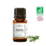 Huile essentielle de romarin cineole BIO 10 ml (AB)