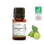Huile essentielle de bergamote BIO 10 ml (AB)