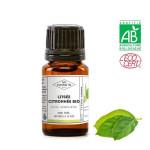 Huile essentielle de litsée citronnée (verveine exotique) BIO 10 ml (AB)