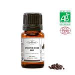 Huile essentielle de poivre noir BIO 10 ml (AB)