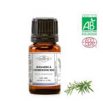 Huile essentielle de romarin verbenone BIO 10 ml (AB)