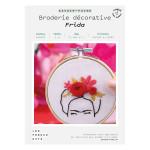 Kit savoir-faire Broderie décorative Frida