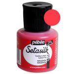Peinture pour soie Setasilk 45 ml - 07 - Magenta
