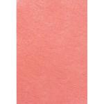 Feutrine adhésive - saumon - A4