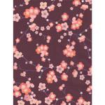 Papier Décopatch 30 x 40cm 707 Fleurs de cerisier japonais