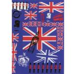 Feuille Decopatch - Londres - 30 x 40 cm