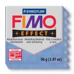 Pâte polymère Fimo Double Effect 56g - 306 - Bleu agathe
