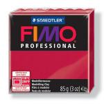Pâte polymère Fimo Pro 85 g - 29 - Carmin