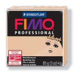 Pâte polymère Fimo Pro Doll Art 85 g - 45 - Sable