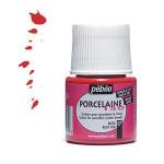 Peinture Porcelaine 150 45 ml - 07 - Rubis