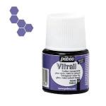 Peinture pour verre Vitrail 45 ml - 33 - Parme