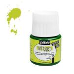 Peinture pour verre Vitrea 160 45 ml - 38 - Anis dépolie