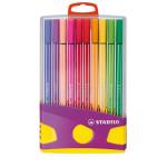 Feutre Pen 68 Boite de 20 - Colorparade Lilas