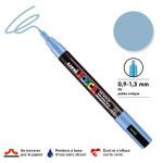 Marqueur PC-3M pointe conique fine - Gris ardoise