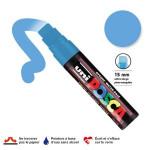 Marqueur PC-17K pointe extra-large - Bleu clair