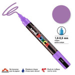 Marqueur PC-5M pointe conique moyenne - Lilas