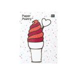 Note adhésive Magical Summer Crème glacée x 50 pcs