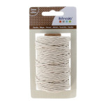 Corde blanche 2 mm x 30 m