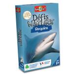 Jeu de cartes Défis nature Requins