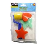 Kit d'accessoires de peinture pour enfant