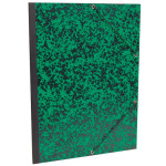 Carton à dessin Annonay vert à élastiques 32x45cm