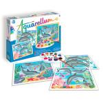 Aquarellum Dauphins