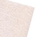 Papier texturé sur trame coton 48 x 70 cm +/- 130 g/m² Blanc