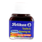Encre de Chine Pelikan 10ml - Vermillon