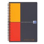 Répertoire Adressbook A5 144 pages spirales