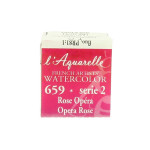 Aquarelle extra-fine au miel en demi-godet - 641 - Orange Sennelier SO ***