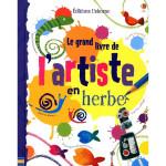 Le grand livre de l'artiste en herbe