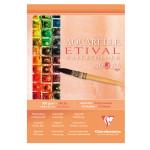 Bloc de papier aquarelle Etival 300 g/m² - 14,8 x 21 cm (A5)