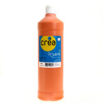 Gouache enfant 1 L - Orange