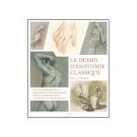 Livre Le dessin d'anatomie classique