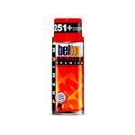 Bombe de peinture acrylique Belton Premium 400 ml - 236-1 - Fluo rouge Antistatique