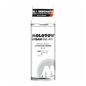 Apprêt pour Polystyrène Urban Fine-Art Blanc 400 ml