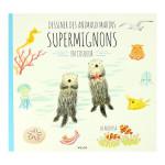 Livre Dessiner des animaux marins supermignons