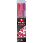Stylo gel Gelly Roll 3 couleurs Set Moonlight Rose