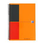 Cahier Notebook international ligné 6 mm 160 p