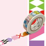Masking Tape x Artist Kapitza Symboles 15 mm x 10 m
