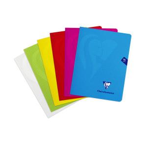Cahier 17 x 22 cm petits carreaux Q. 5x5 96 pages Mimesys