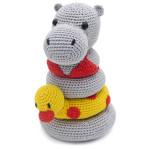 Crochet Kit Helga l'hippopotame