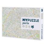 Puzzle plan de Paris