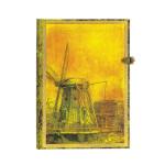 Carnet Rembrandt Le Moulin 13 x 18 cm 120 g/m² 240 p