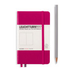 Carnet de notes A6 9 x 15 cm - Violet Port Red