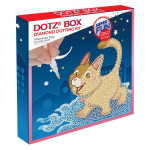 Broderie Diamant kit Dotz Box Enfant débutant Adventure dog