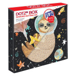 Broderie Diamant kit Dotz Box Enfant débutant Univers