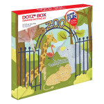 Broderie Diamant kit Dotz Box Enfant débutant Zoo